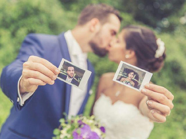 Le mariage de Mélissa et Baptiste et Melissa à Beaumont-en-Véron, Indre-et-Loire 17