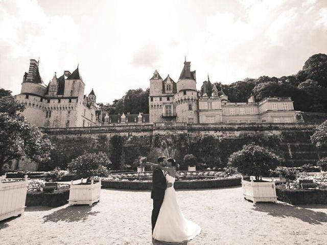 Le mariage de Mélissa et Baptiste et Melissa à Beaumont-en-Véron, Indre-et-Loire 21