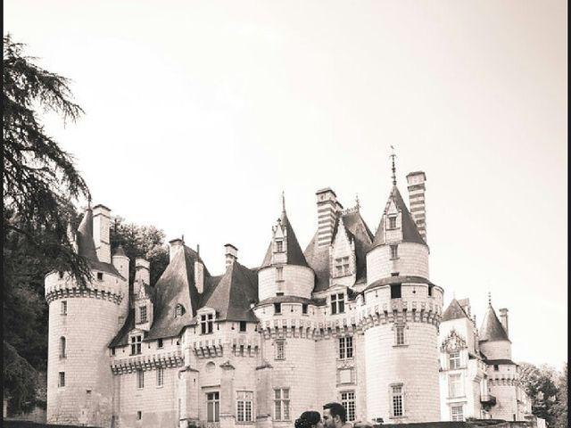 Le mariage de Mélissa et Baptiste et Melissa à Beaumont-en-Véron, Indre-et-Loire 23