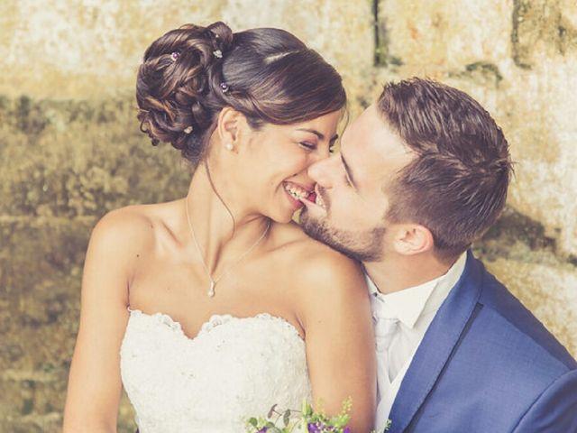 Le mariage de Mélissa et Baptiste et Melissa à Beaumont-en-Véron, Indre-et-Loire 24