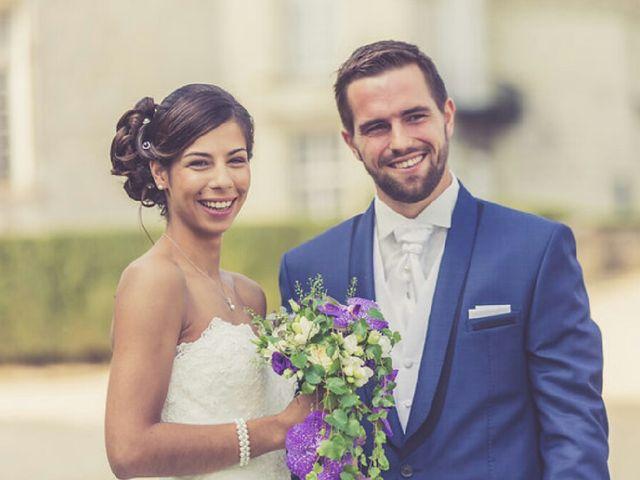 Le mariage de Mélissa et Baptiste et Melissa à Beaumont-en-Véron, Indre-et-Loire 25