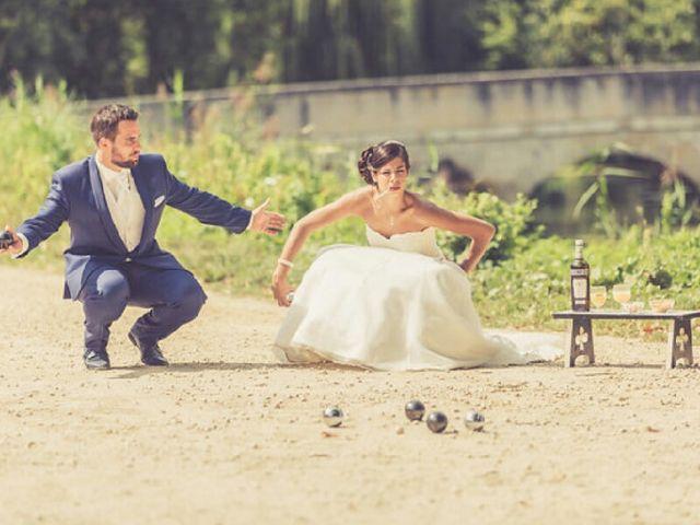 Le mariage de Mélissa et Baptiste et Melissa à Beaumont-en-Véron, Indre-et-Loire 2