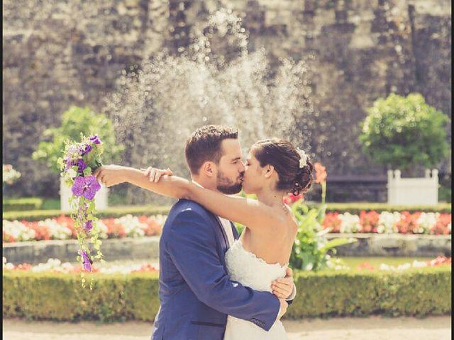 Le mariage de Mélissa et Baptiste et Melissa à Beaumont-en-Véron, Indre-et-Loire 27