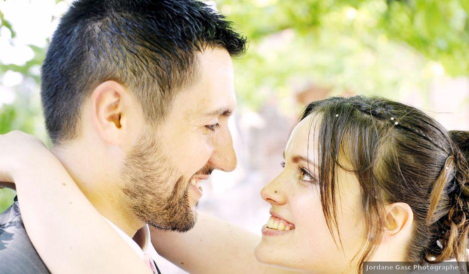 Le mariage de Nicolas et Sacha à Ronel, Tarn