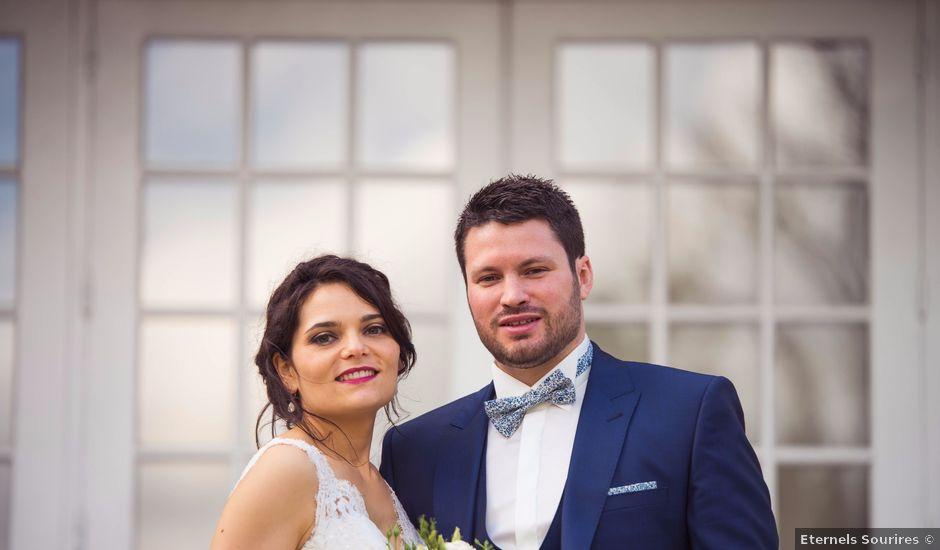 Le mariage de Aymeric et Marine à Crépy-en-Valois, Oise