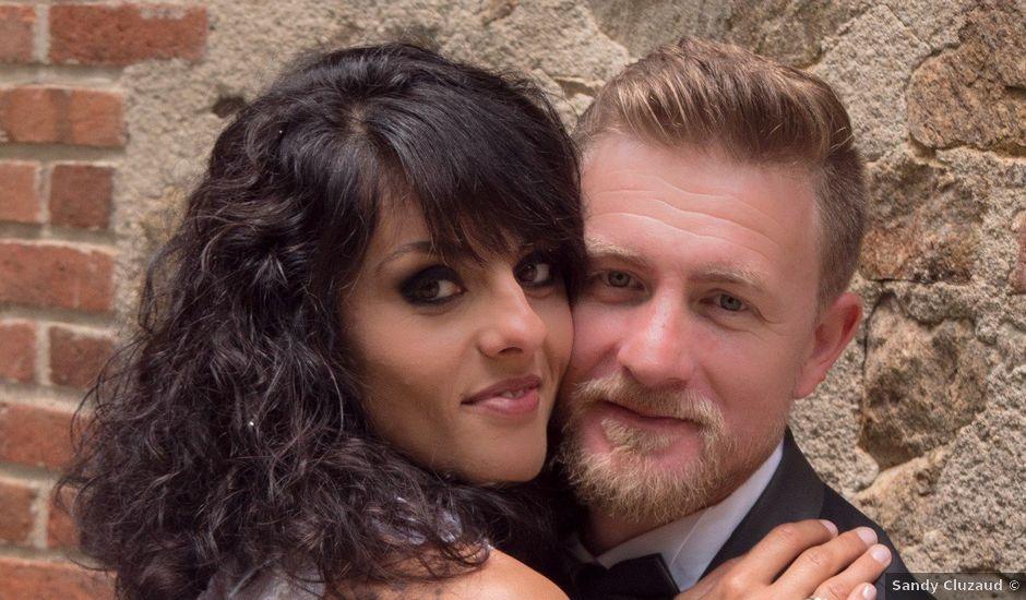 Le mariage de Vincent et Eva à Limoges, Haute-Vienne