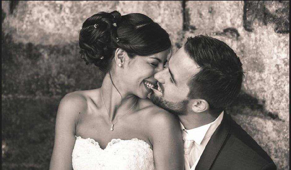 Le mariage de Mélissa et Baptiste et Melissa à Beaumont-en-Véron, Indre-et-Loire