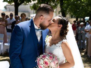 Le mariage de Maeva et Audric