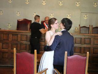 Le mariage de Alice et Quentin 1