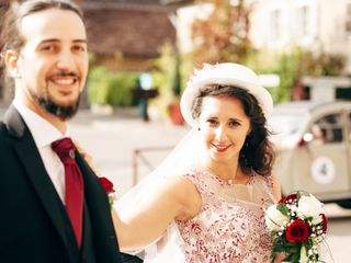 Le mariage de Marina et Hugo