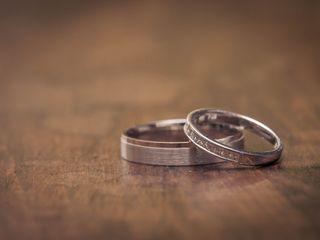 Le mariage de Laura et Cyril 1