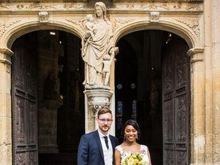 Le mariage de Tamara  et Vincent  1