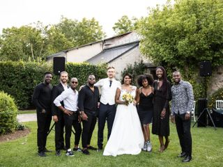 Le mariage de Tamara  et Vincent  2