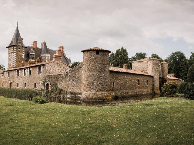 Le mariage de Romain et Marine à Landemont, Maine et Loire 1