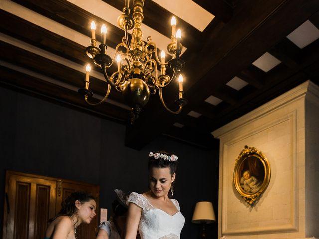Le mariage de Romain et Marine à Landemont, Maine et Loire 22