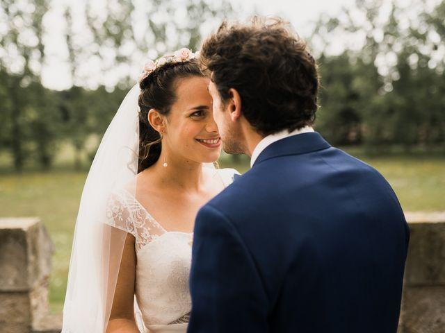 Le mariage de Romain et Marine à Landemont, Maine et Loire 45