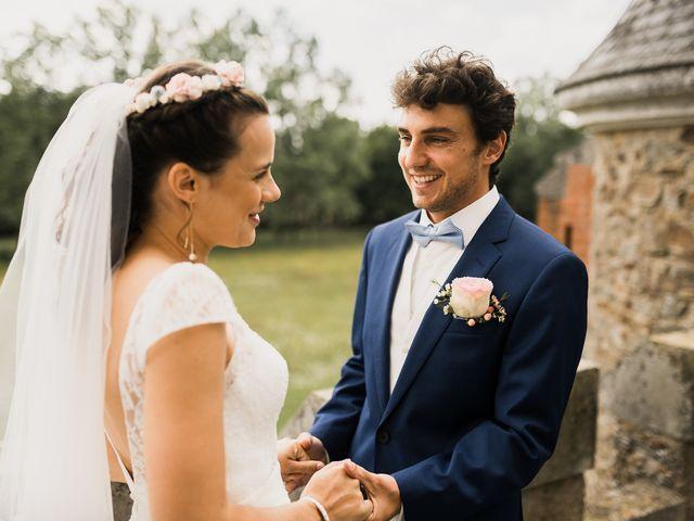 Le mariage de Romain et Marine à Landemont, Maine et Loire 47