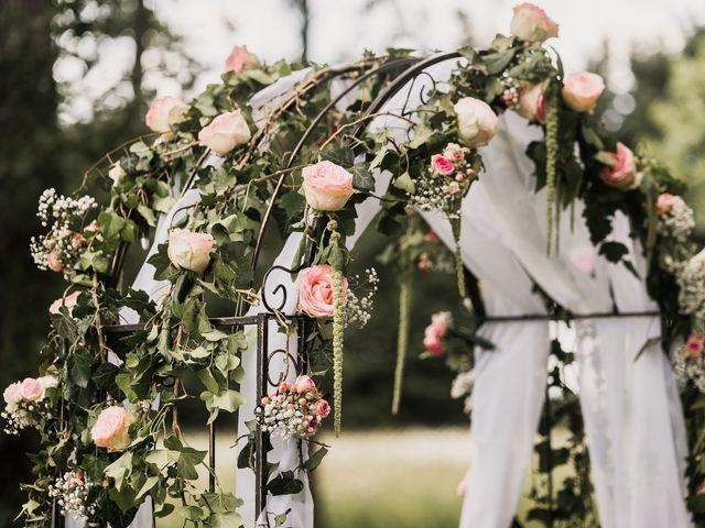 Le mariage de Romain et Marine à Landemont, Maine et Loire 48