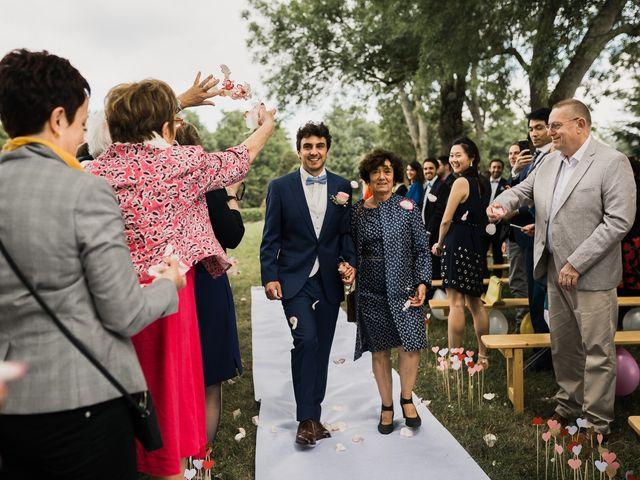 Le mariage de Romain et Marine à Landemont, Maine et Loire 50