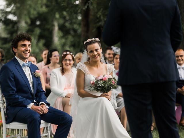 Le mariage de Romain et Marine à Landemont, Maine et Loire 53