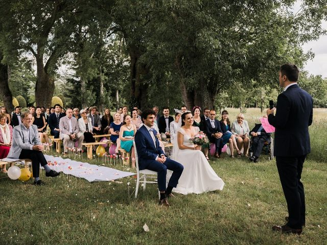 Le mariage de Romain et Marine à Landemont, Maine et Loire 55