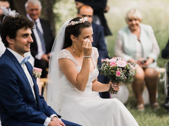 Le mariage de Romain et Marine à Landemont, Maine et Loire 61