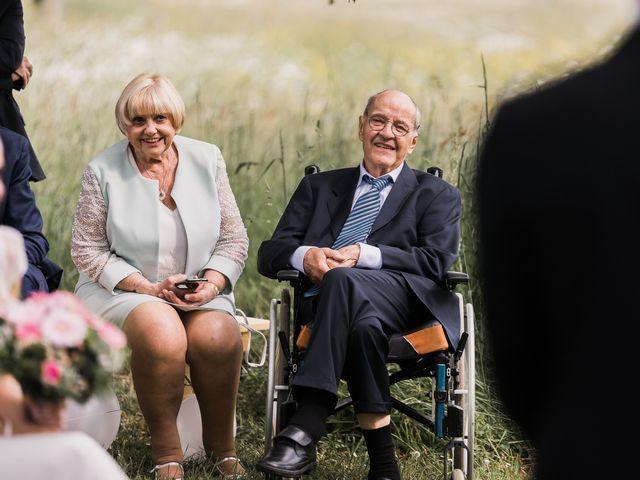 Le mariage de Romain et Marine à Landemont, Maine et Loire 62