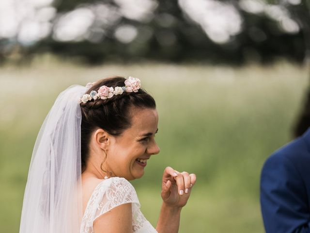 Le mariage de Romain et Marine à Landemont, Maine et Loire 67