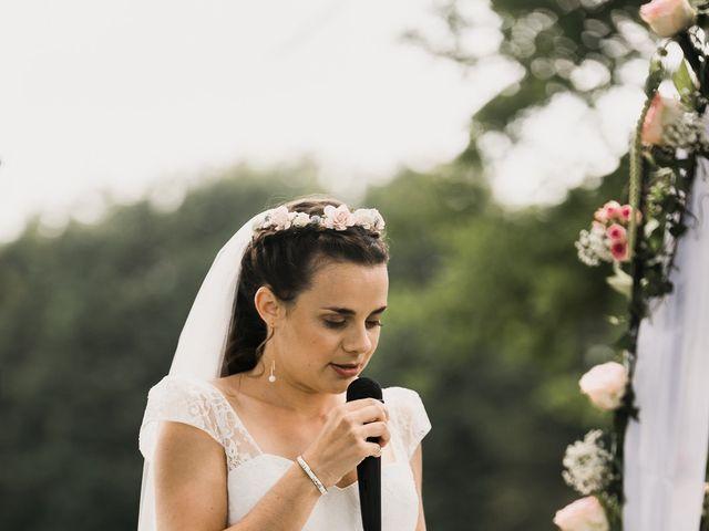 Le mariage de Romain et Marine à Landemont, Maine et Loire 68