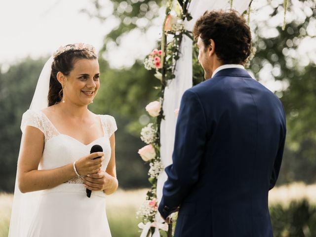 Le mariage de Romain et Marine à Landemont, Maine et Loire 69