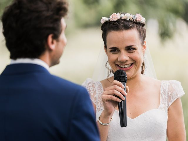 Le mariage de Romain et Marine à Landemont, Maine et Loire 72