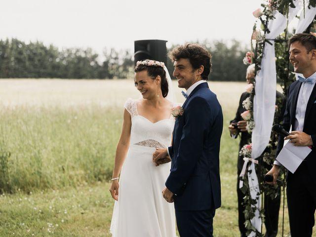Le mariage de Romain et Marine à Landemont, Maine et Loire 74