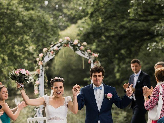 Le mariage de Romain et Marine à Landemont, Maine et Loire 76