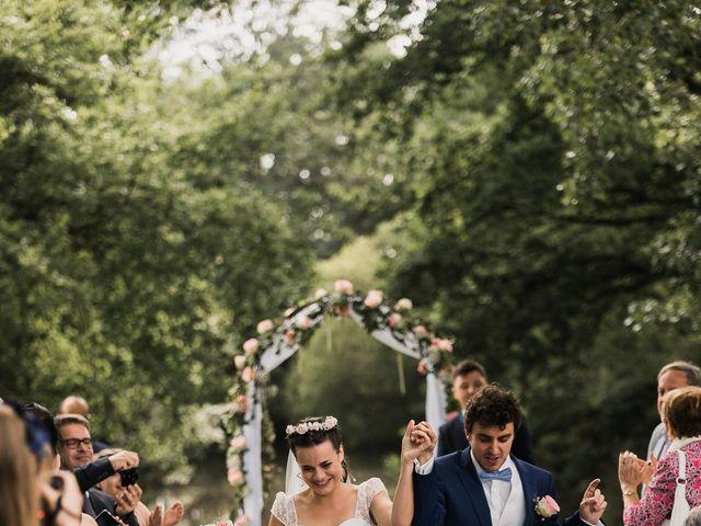 Le mariage de Romain et Marine à Landemont, Maine et Loire 77