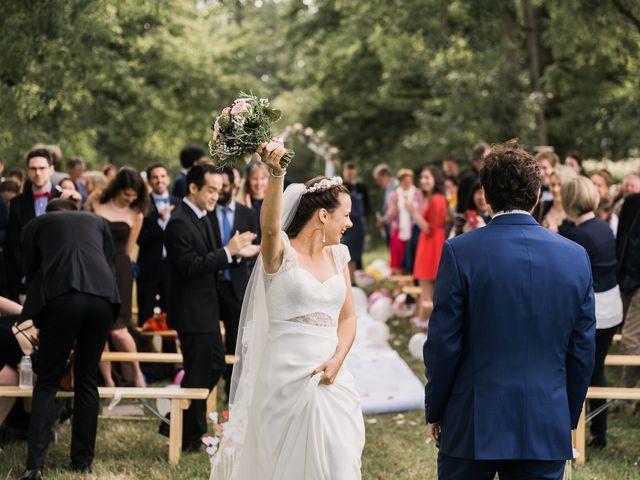 Le mariage de Romain et Marine à Landemont, Maine et Loire 78