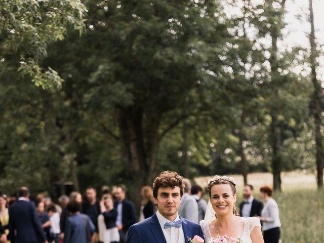 Le mariage de Romain et Marine à Landemont, Maine et Loire 79