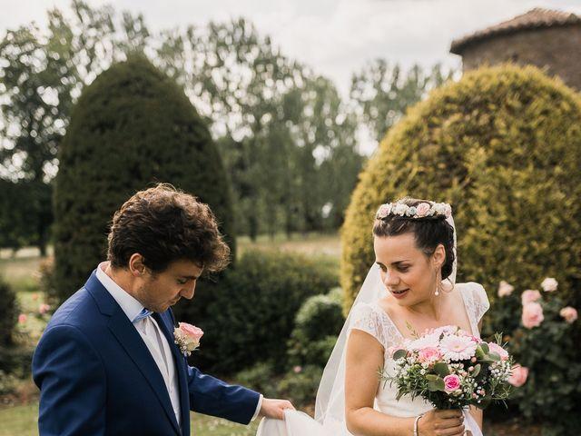 Le mariage de Romain et Marine à Landemont, Maine et Loire 80