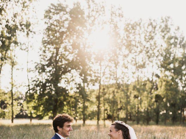 Le mariage de Romain et Marine à Landemont, Maine et Loire 81