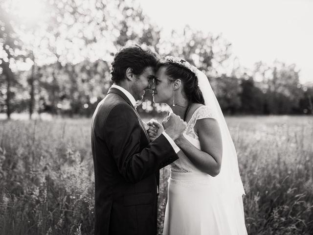 Le mariage de Romain et Marine à Landemont, Maine et Loire 82