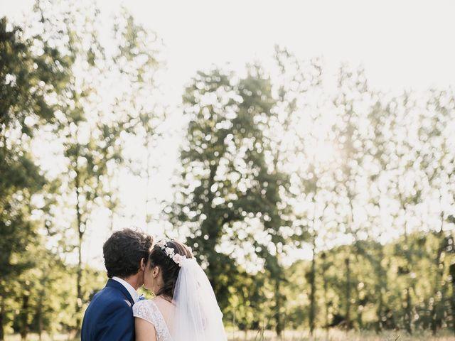 Le mariage de Romain et Marine à Landemont, Maine et Loire 83