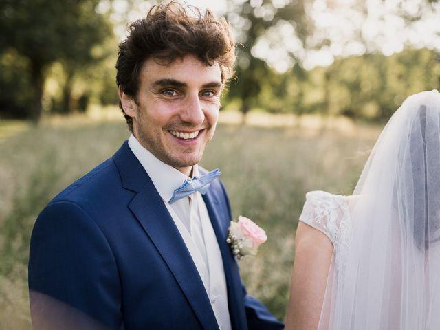 Le mariage de Romain et Marine à Landemont, Maine et Loire 84