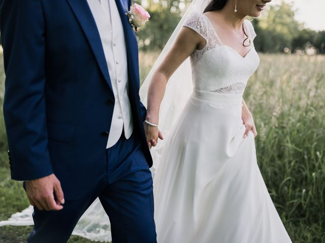 Le mariage de Romain et Marine à Landemont, Maine et Loire 87
