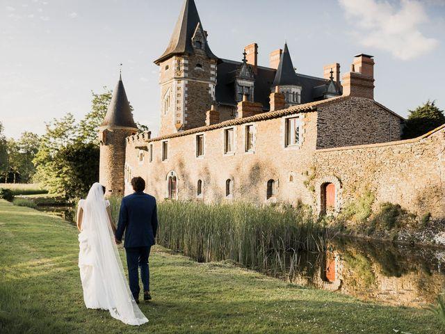 Le mariage de Romain et Marine à Landemont, Maine et Loire 88
