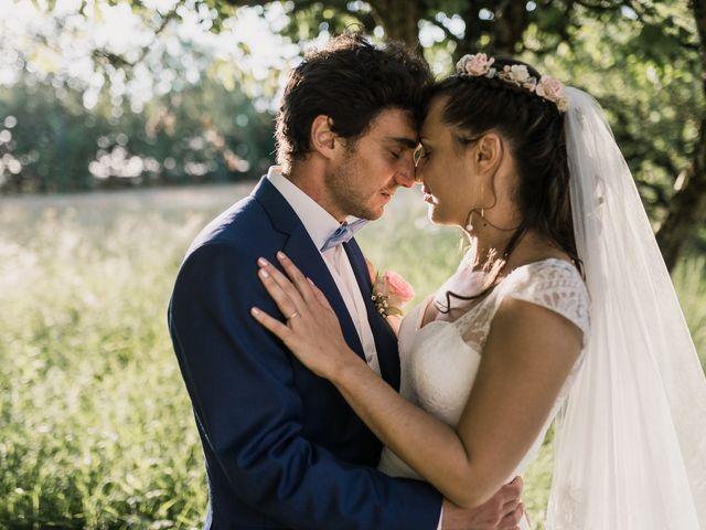 Le mariage de Romain et Marine à Landemont, Maine et Loire 90