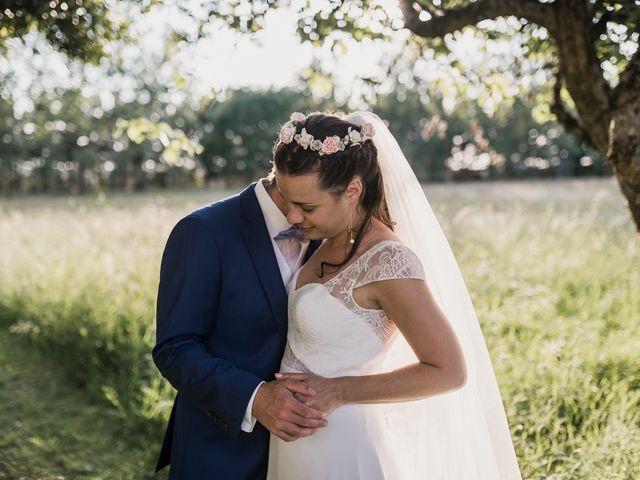 Le mariage de Romain et Marine à Landemont, Maine et Loire 91