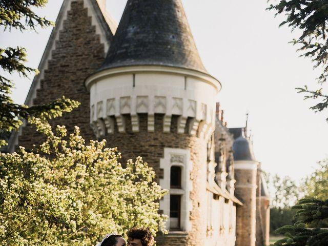 Le mariage de Romain et Marine à Landemont, Maine et Loire 95