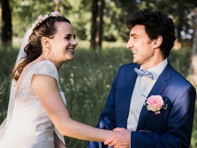Le mariage de Romain et Marine à Landemont, Maine et Loire 96