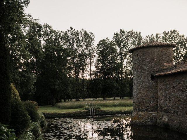 Le mariage de Romain et Marine à Landemont, Maine et Loire 97