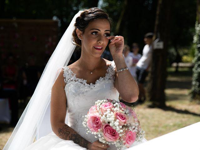 Le mariage de Audric et Maeva à Cruviers-Lascours, Gard 6