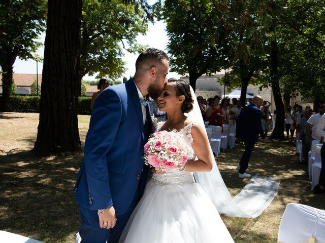 Le mariage de Audric et Maeva à Cruviers-Lascours, Gard 7